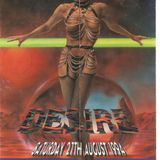 Swan-E  Desire 'The Best of Desire' Roller Express 27th Aug 1994