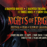 Nights of Fright 7 on AFO LIVE