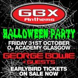 GBX Halloween 02 Academy Line Up Mix