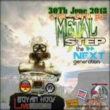 Boyan Hoof @ Live Session ''METAL   STEP the ►► NEXT generation '' @ 30/06/2018