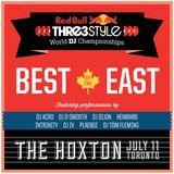 DJ IV - Canada - East Qualifier