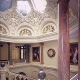 The Muse Staircase - history and features
