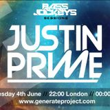 BassJockeys Sessions Show - 04.06.14 with guestmix by Justin Prime