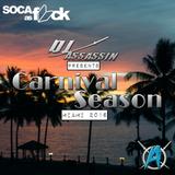 Carnival Season 2016