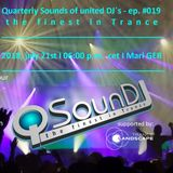 KUNO´s Uplifting Trance Hour live at QSounDJ019 (2018 july, 21st)