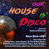 Our House is Disco #361 from 2018-11-23