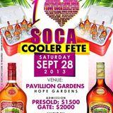 DJ Richie R.A.S. - I LOVE SOCA (Sept 2013 Promo)