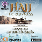 Hajj The Path To Forgivness - Etiquettes of Eid Adha by Shaykh Abu Usamah Al Thahabi