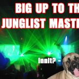 "SneakyBadness SWAGNASTY - ""JUNGLIST MASTIFF"" DJ MIX"