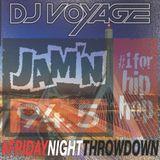 The #FridayNightThrowdown #LetOutEdition · DJ Voyage · JAM'N 94.5 · 04-26-19