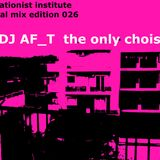 af_t - the only choise