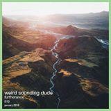 Weird Sounding Dude - Furtherance 010 (January 2018)
