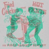 FRIED CHICKEN N' HOT PANTS!!! - HOT N' SPICY 70s FUNK AND FUNKY BREAKS COOKED IN THAT HOT GREASE