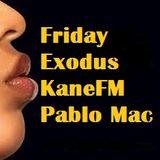 Friday Exodus show 06-03-15 KaneFM (Funk Fusion edition)