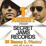 DJ K.I.K.O. - Live @ Secret Jams Records Showcase - Dance Club Mania - 01.08.2014 - Opening Set