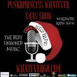 PunkrPrincess Whatever Xmas Show recorded live 12/23/17 only @whatever68.com