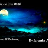NOCTURNAL SETS: The Beginning Of The Journey (MIX 001#) (APRIL 2017) By Jeremías Albornoz