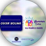 Oscar Molina Dj @ Adagio Summer Edition (Sala Pirandello, Madrid)