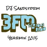 DJ Sandstorm - 3FM Yearmix 2015