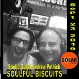 [Listen Again] **SOULFUL BISCUITS** w/ Shaun Louis Sept 23 2019