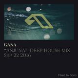 """""""Anjuna"""" Deep House Mix Sep 22 2016"""