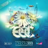 EDC London Warm Up Mix