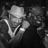 FRANKIE KNUCKLES & DAVID MORALES angels of love 5th anniversary party at ennenci, napoli italy 1995