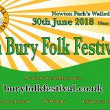 Show 242 - Bury Folk Festival preview (28/6/18)