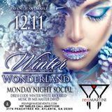Monday Night Social (Winter Wonderland Edition) - Mix Master David
