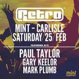 Retro at Mint - Carlisle (25-2-2017) [Set 1]