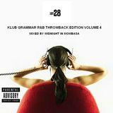 Klub Grammar R&B Throwback Edition Vol.4