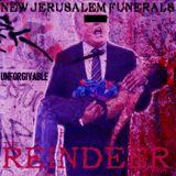 New Jerusalem Funerals - The Reindeer Purple Tape / Chopped & Screwed