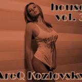 AreQ Kozlovsky - Sexy house Music (listopad 2011)