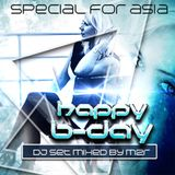 Special For Asia Happy B-Day Dj Set Mix By M2R