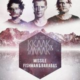 Fishman - Promo mix for Kraak & Smaak@ Carioca Club, 11.29.2014