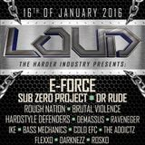 Rosko Vs Darknezz @ LOUD 16 - 01 - 2016