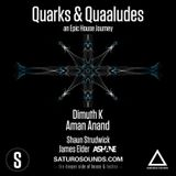 Quarks & Quaaludes December edition on Saturo Sounds