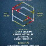 Promo Mix for Signature Bank Holiday Special: Edgar Gallan