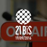 21bis uitzending 19 september 2016