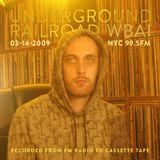 WBAI 99.5fm @ Underground Railroad Radio ~suspendedintime~