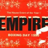 Grooverider & MC Cool & Deadly - Empire Boxing Day Portsmouth 26.12.1990