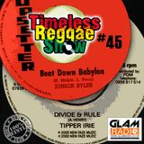 "TRS - LIVE! Episode 45 ""Divide & Rule / Beat Down Babylon"" 22.6.16 (GlamradioUK)"
