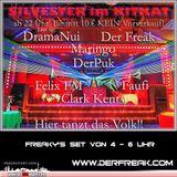Der Freak - Silvester Bizarre 2015-16 (KitKatClub Berlin)