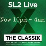 Classix-style mix - Jungle and Drum 'n' Bass Classix