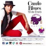 Entrevista junto a Camilo Blanes en #WEEKONRadio by Jack Ramos & Bianka Gomez