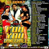 DJJUNKY - FOR YOU DANCEHALL MIXTAPE DEC 2014