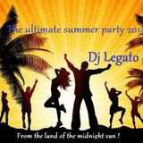 The ultimate summer party 2014 - Dj Legato