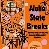 Aloha State Breaks on NSB Radio (April 24th 2017)