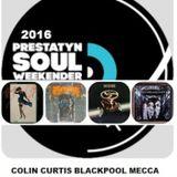 Colin Curtis Prestatyn Soul Weekender Blackpool Mecca Special