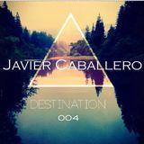 Javier Caballero@Destination 004 - (Exclusive Set 2 hrs) (2015) [[[[ Tempo Radio Red ]]]]